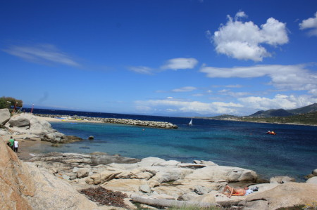 plages de Balagne plages corses