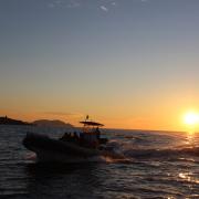 excursion bateau coucher de soleil